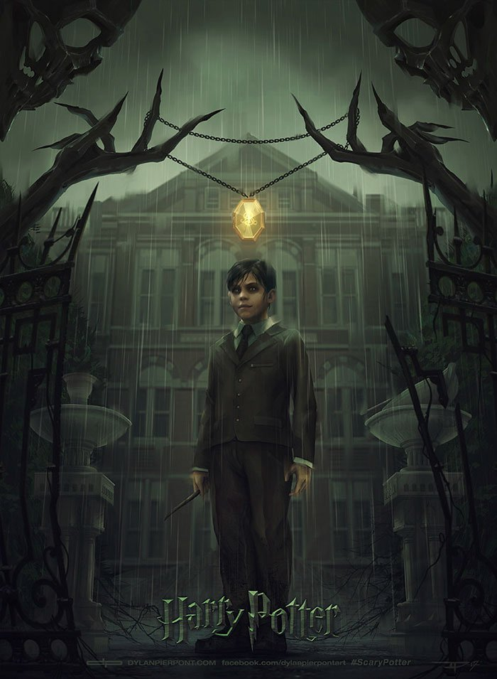 harry-potter-redrawn-dark-covers-dylan-pierpont-6