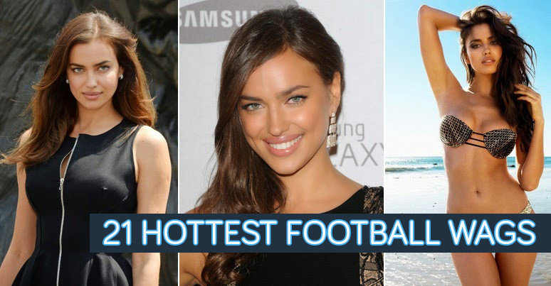 21 Hottest Football Wags Of The World Fillgap News