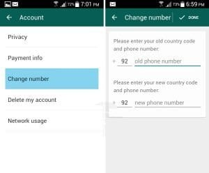 Updated Version: WhatsApp Launched New improved 'Change