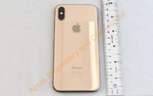 Apple, Launching, Gold, iPhone X, Confirms, FCC Filing, here's,what, know