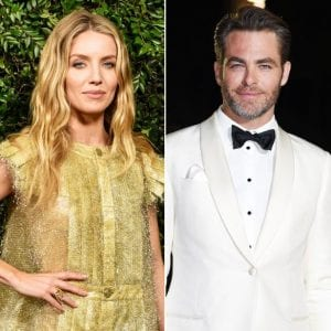 Chris Pine, Dating, Actress, Annabelle, Wallis, Know, 5, things, about, Annabelle, Wallis , more, Details