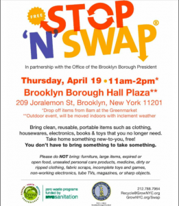 Celebrate, Earth Day, 2018, 22 April, Events, Happening, Brooklyn, Boston, Check Out!