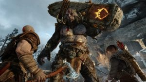God of War, New, Video, for, PS4, Detailing, Character, Progression, Customization