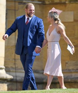 Prince Harry, Meghan Markle, Officially, Married, Celebrity, Guests, Arrive, for, Royal Wedding, See Pics