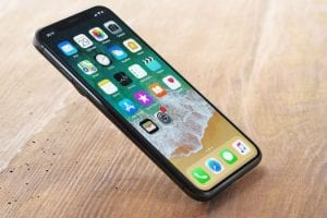 Apple | Launch | iPhone X |  6.1-inch LCD Display | Single Rear Camera |  No 3D Touch