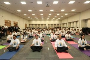 Happy International Yoga Day 2018 | History | Theme | Ouotes | How Celebrated in U.S | U.K | rest of the World?