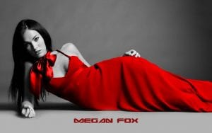 Top 10, Most Beautiful, Hottest, American Women, of USA, 2018, Megan-Fox