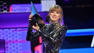 American Music Awards 2018, Taylor Swift, Complete List, Winners, with Nominees