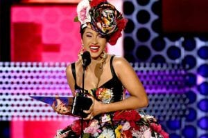 American Music Awards 2018, Cardi B, Complete List, Winners, with Nominees
