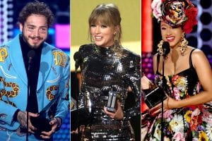 American Music Awards 2018, Complete List, Winners, with Nominees