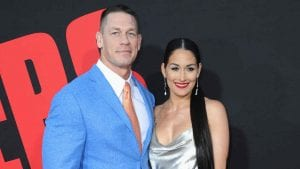 John Cena & Nikki Bella, Still Dating, Spotted Together, Shopping mall, Melbourne, Australia