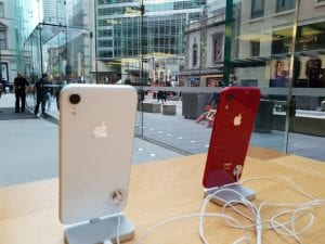 Apple, Cancelled, iPhone XR, Production Boost, Lines, Nikkei