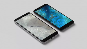 Google, Pixel 3 Lite XL, & Pixel 3 Lite, Renders Leaked, with Snapdragon 710, 6-inch Display, No Notch