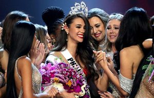 Miss Universe 2018, Winner, Catriona Gray, from Philippines