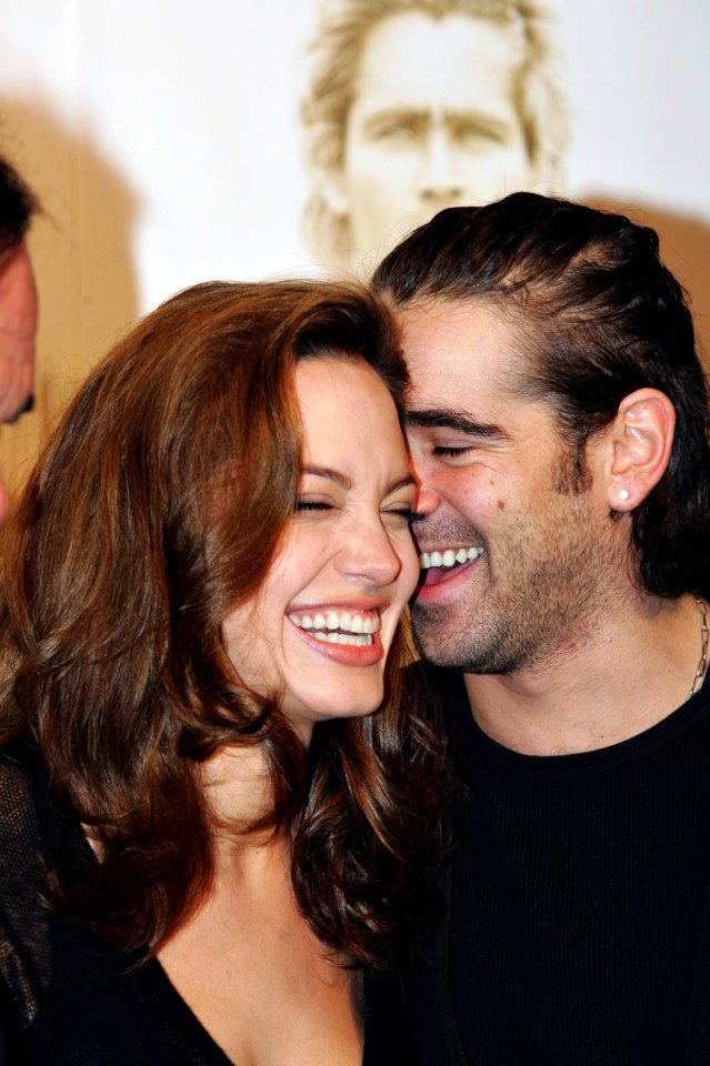 Angelina-Jolie-and-Dumbo-actor-Colin-Farrell-are-Dating-Brad-Pitt-Is-Upset