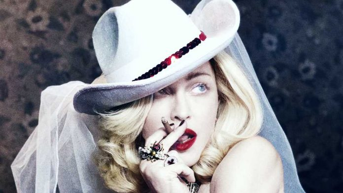 Madonna-Drops-a-Sexy-New-Album-Madame-X'-at-London-Medellin' Video Premiere-fillgapnews-featured