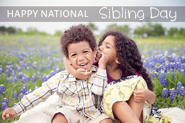 Today-National Siblings Day 2019 : When, Where, why and how it's celebrated?