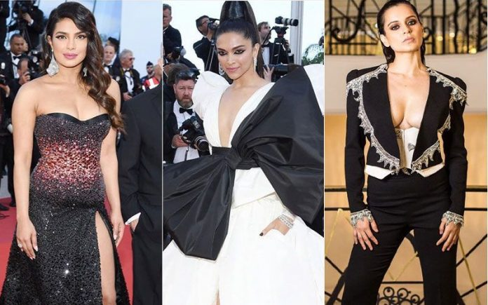 Indian-Actresses-Wowed-All-at-Cannes Red Carpet This-Year