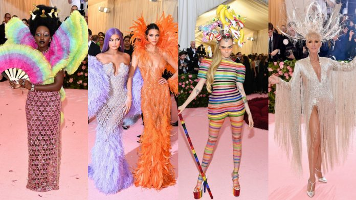 Met-Gala-2019-Celebrities-at-Red-Carpet-with-Best-Dressed fashion looks from Katy Perry, Cara-Delevingne-and-more