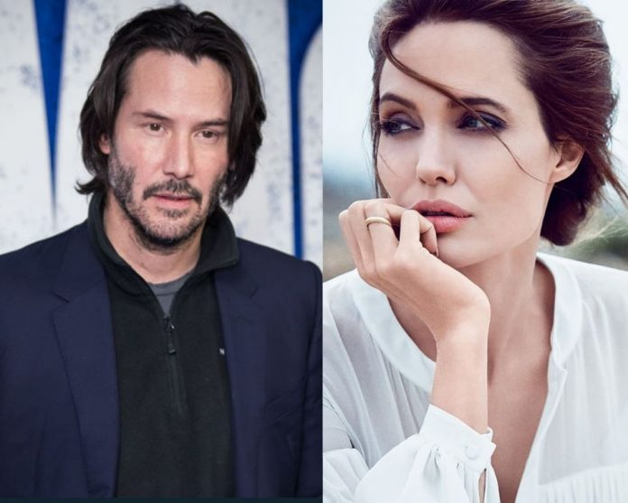 AngelinaJolie-and-Canadian-actor-Keanu-Reeves-dating-rumours