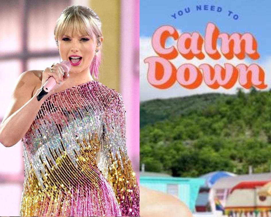 Fillgap News: New Taylor Swift album Lover to drop in August