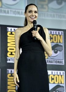 stuns-in-black-dress-surprise-appearance-at-comic-con-for-marvels-the-eternals2019