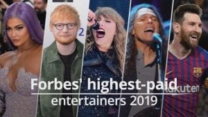 Forbes-Highest-Paid-Celebrity-World-2019