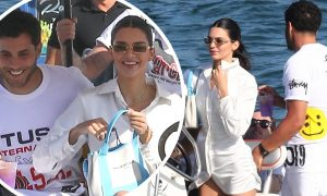 Kendall-Jenner-and-Kyle-Kuzma-dating-on-fourth-july