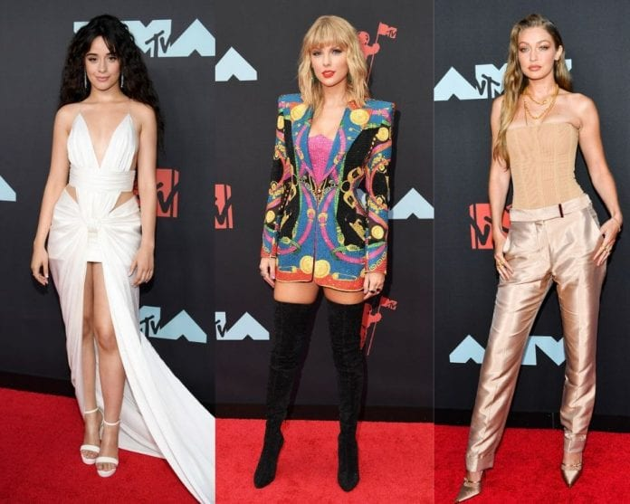 Best-Dressed-Celebrities-Camila Cabello-Taylor-Swift-Gigi-Hadid-and-more