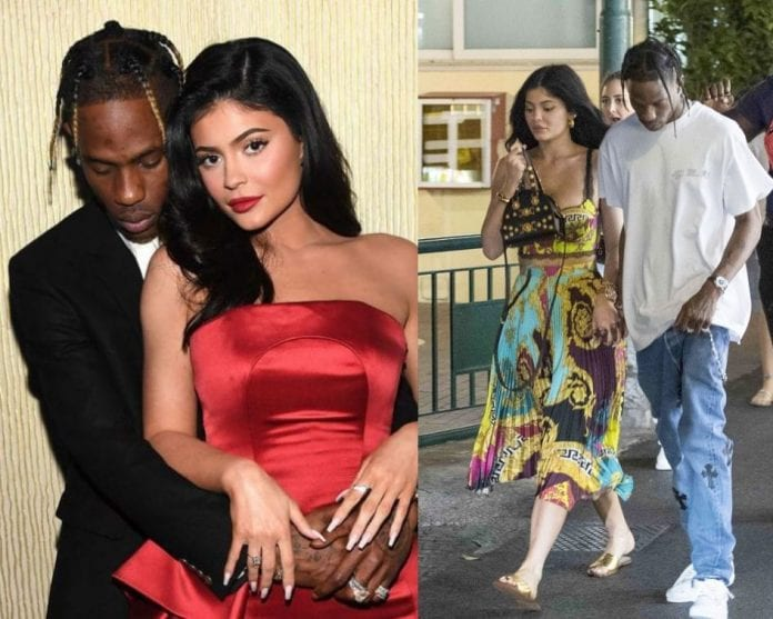 Kylie-Jenner-and-Travis-Scott-Romantic-Dinner-Night-Italy-Before-Birthday-Celebration