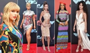 VMA-2019-Stars-arrive-at-award-shows