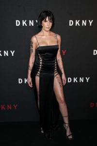 Halsey-wows-in-stunning-corset-dress-at-dkny-30th-b-day-party