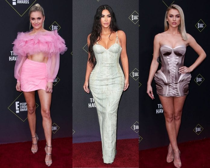 All-the-Best-Looks-From-the-2019-People-Choice-Awards