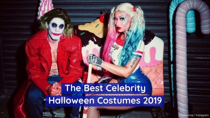 The-Best-Celebrity-Halloween Costumes 2019-Halloween-Outfits