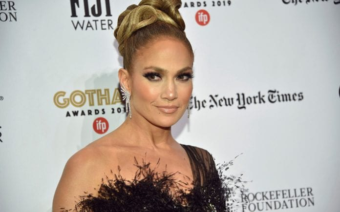 Jennifer Lopez joins Olivia Wilde and Lili Reinhart at the Gotham Independent Film Awards in NYC