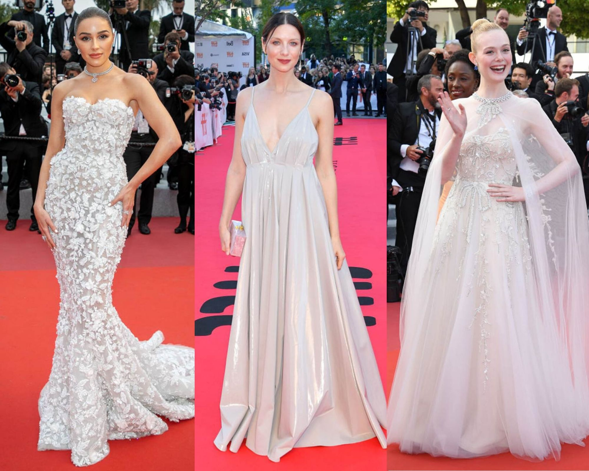 12 Times Stars Wore Wedding Dresses On The Red Carpet Fillgap News