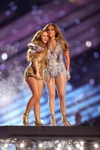Super-Bowl-Halftime-Show-2020-Jennifer Lopez and Shakira-Rock-the-Show-with-their-Performance